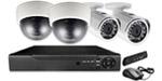 دوربین مداربسته و سیستم های امنیتی