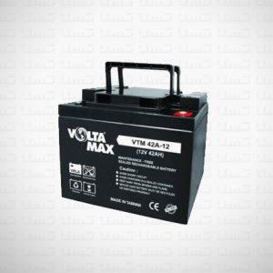 باتری یوپی اس ولتامکس 42 آمپر