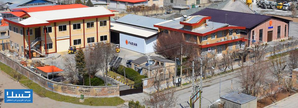 کارخانه تولید یو پی اس شرکت فاران