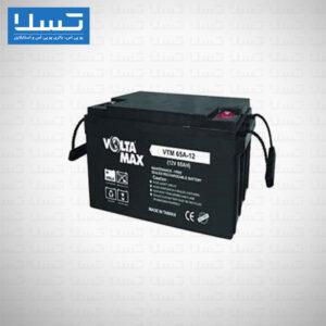 باتری یوپی اس ولتامکس 65 آمپر