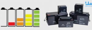 فرمول محاسبه مدت زمان شارژ باتری یو پی اس