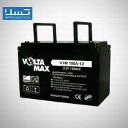 باتری یوپی اس ولتامکس ۱۰۰ آمپر