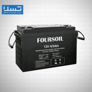 باتری یوپی اس فورسیل 4.5 امپر