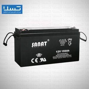 باتری 150 آمپر صنعت