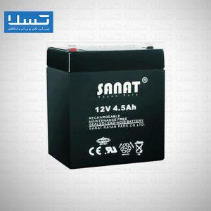 باتری صنعت 4.5 آمپر