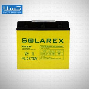 باتری یو پی اس 18 آمپر سولارکس