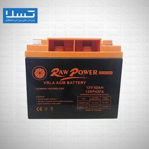 باتری یوپی اس راو پاور 42 آمپر