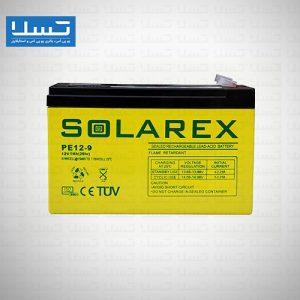 باتری یو پی اس 9 آمپر سولارکس