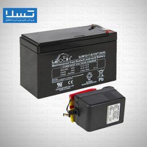 باتری 7 امپر لئوچ
